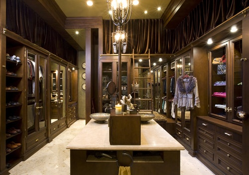 A Closet any woman would die for! - traditional - closet - san diego - Robeson Design