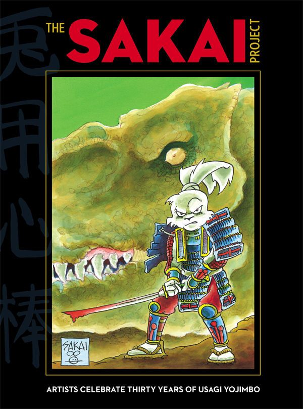 The most amazing artists in the world have come together to celebrate thirty years of Stan Sakai's marvelous samurai rabbit saga, Usagi Yojimbo. The participating artists bring their own interpretations and their own styles to the subject, making this book a one-of-a-kind treasure. #art #book