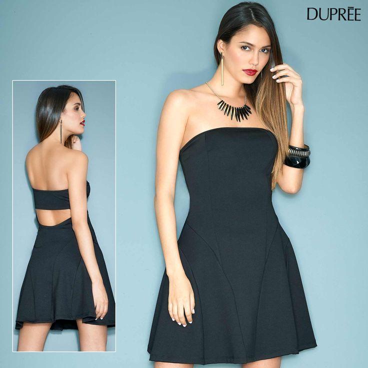 ¡Es viernes! Atrévete a usar un vestido moderno, elegante y sofisticado. ¡Feliz día! Moda femenina Colombia
