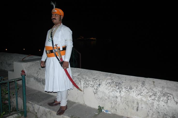 Rajput turban wedding