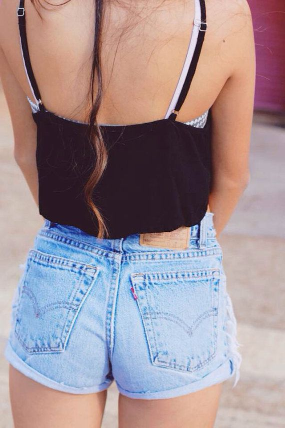 91 best High waisted shorts images on Pinterest