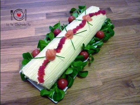 LHCY   Cómo hacer un Brazo Gitano Salado