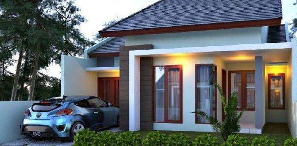 Desain Rumah Type 36 Sederhana