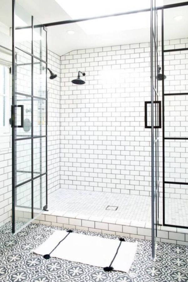 59 New Trend And Best Tile Bathroom Designs In 2020 Page 34 Of
