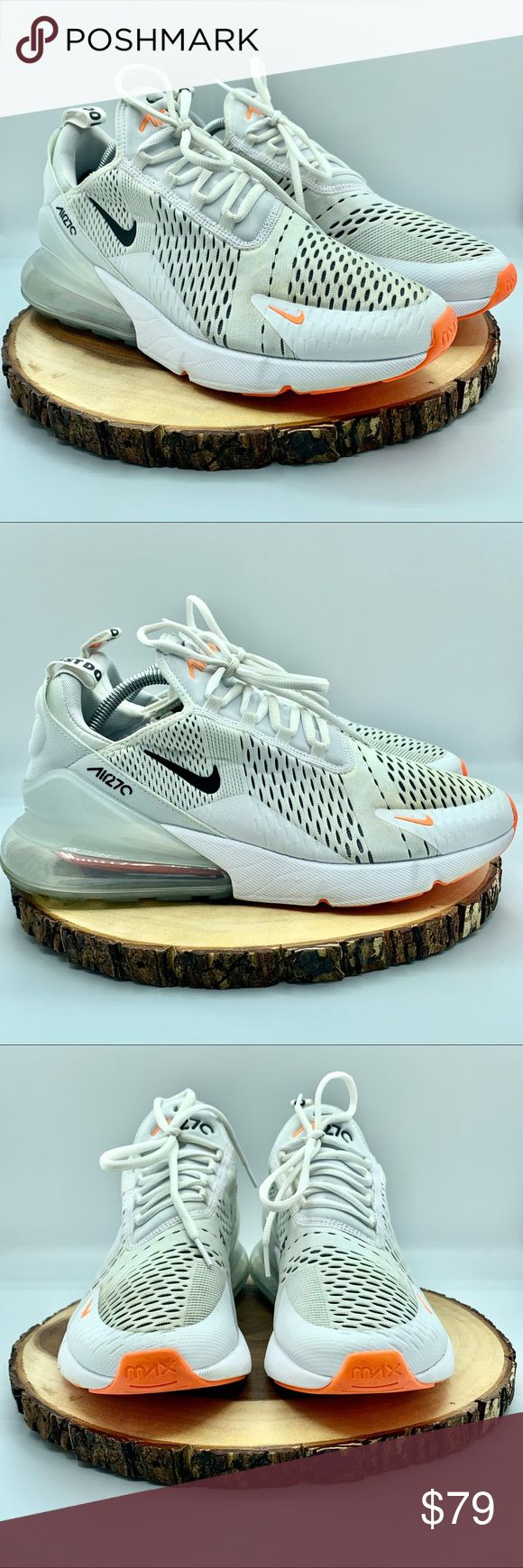 Nike Mens Air Max 270 Excellent condition. Gently used. Normal wear. Smoke Free …