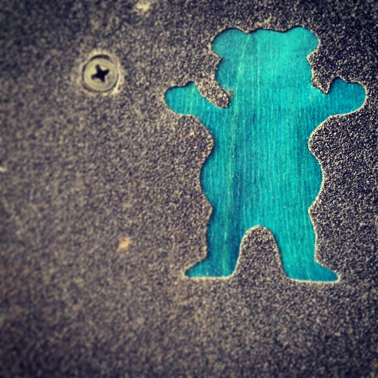 Grizzly Grip Tape | Skateboarding | Pinterest | Tape