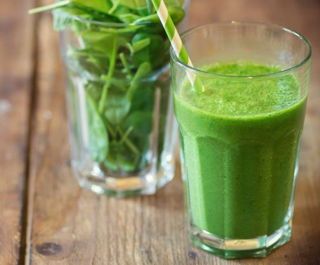 Nutrisystem provides a super simple recipe for a delicious Lean, Green, Grape Machine Smoothie.