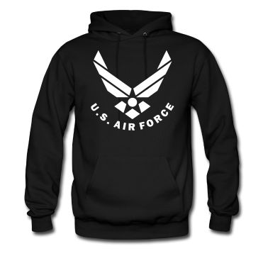 air force hoodies for women | Air Force Hoodie | Spreadshirt | -> my next article of clothing