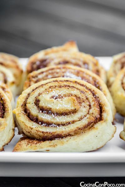 Cinnamon Rolls - Rollitos de Canela - Receta paso a paso - Sin Gluten