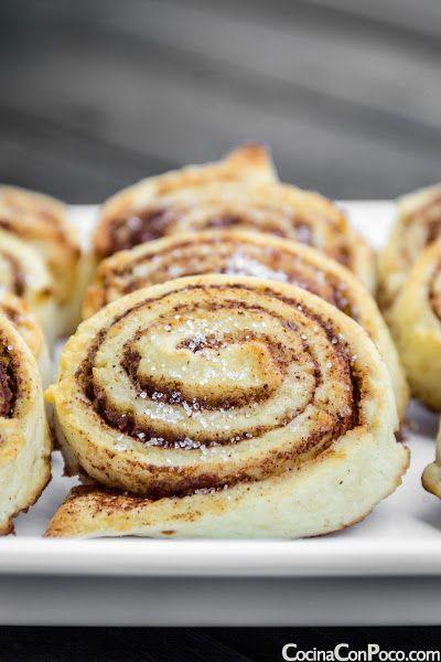 Cinnamon Rolls - Rollitos de canela