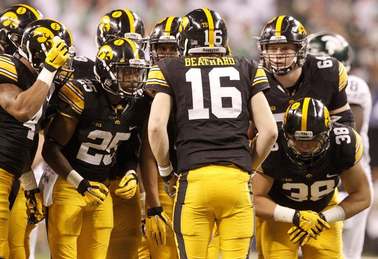 "Iowa QB C.J. Beathard and the ""Boys of Fall"" 