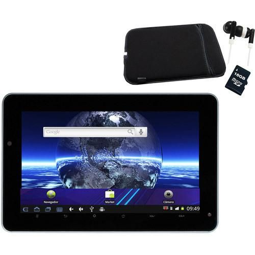 """Supersonic MID with WiFi 7"""" Touchscreen Tablet PC featuring Android 4.1 (Jelly Bean) Operating Syste"""