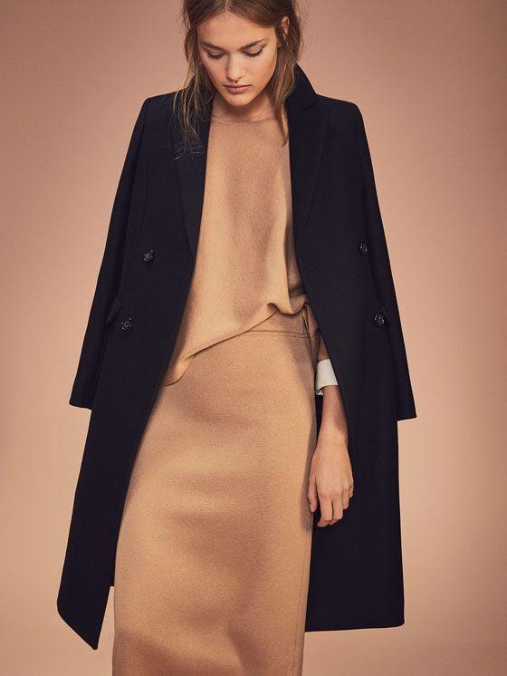 Faldas de mujer   Massimo Dutti
