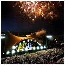 Festival: masser af musik, uforudsete store oplevelser, masser af glæde og højt humør