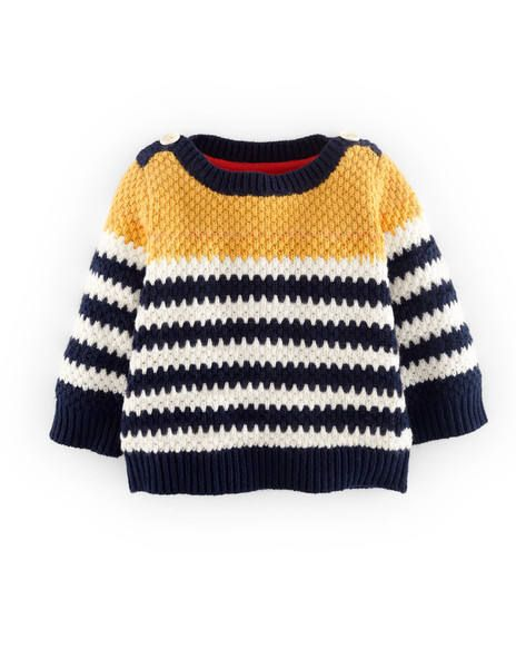 Nautical Sweater 71394 Sweaters at Boden