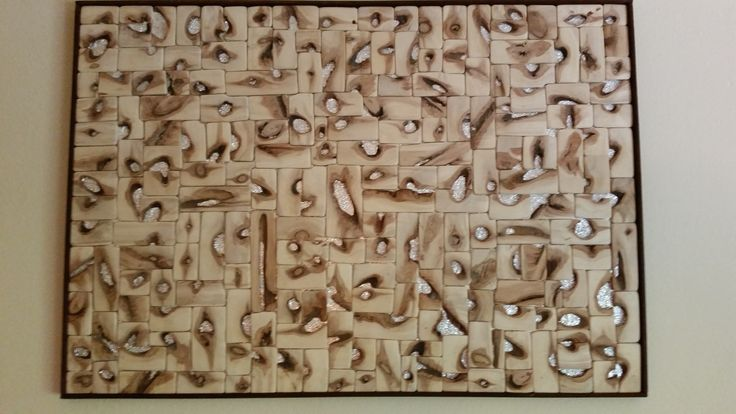 wood wall scupulture