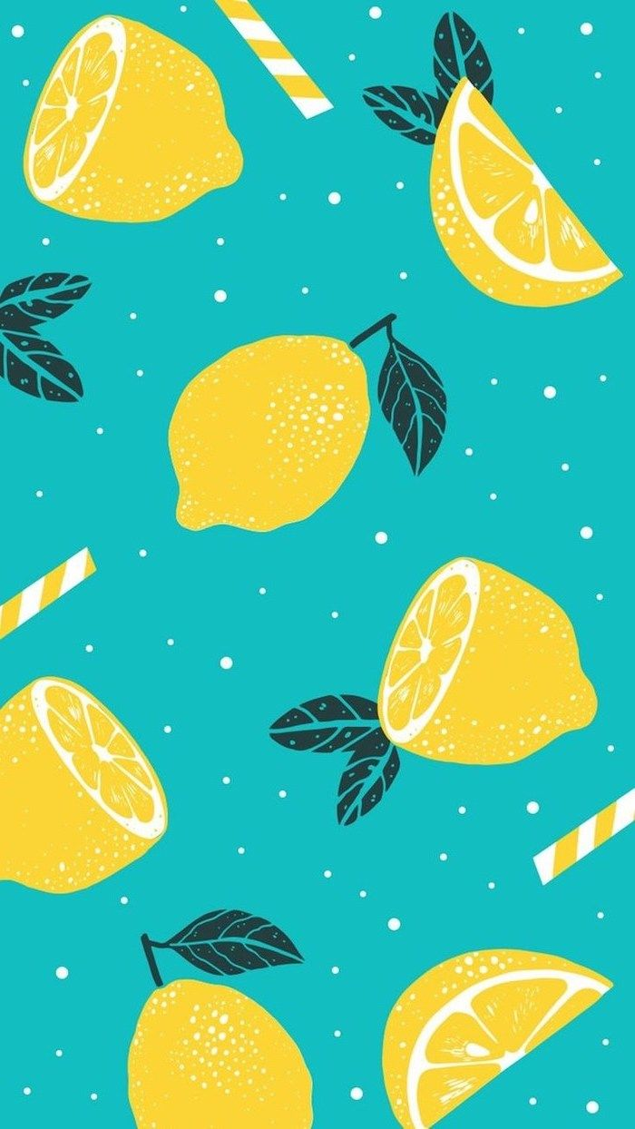 1001 Ideas For Cute Wallpapers That Bring The Summer Vibe In 2020 Fruit Wallpaper Summer Wallpaper Cute Wallpapers