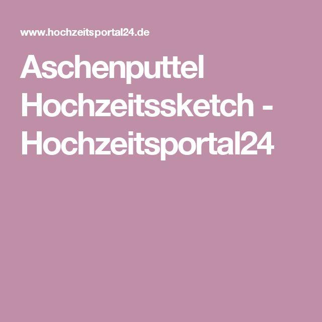 Aschenputtel Hochzeitssketch - Hochzeitsportal24