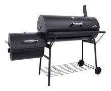 Char-Broil - American Gourmet 700 Series Offset Smoker - Black