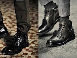 Модная мужская обувь зимы 2016