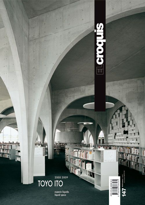 Księgarnia W-A.pl - El Croquis 147 Toyo Ito 2005-2009