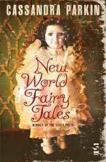 Bookshelf Butterfly: New World Fairy Tales by Cassandra Parkin
