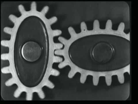 brilliant clip of mechanical movements