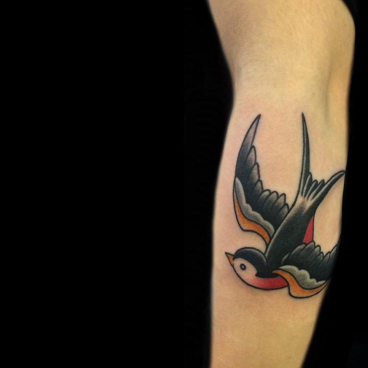 25 best images about Swallow Bird Tattoos on Pinterest! | Swallow tattoo, Swallow tattoo design ...