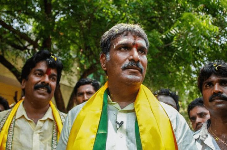 NT Rama Rao did more for Telugu people than Mahatma Gandhi: Kesineni Srinivas