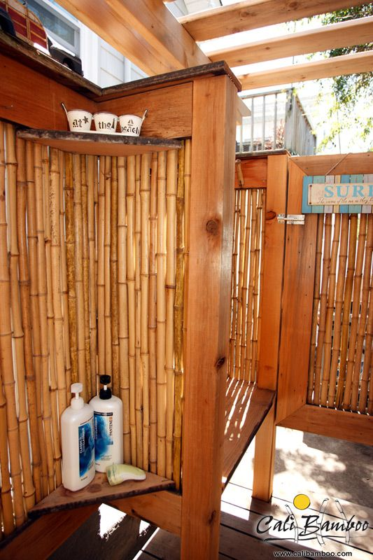 93 Best Images About Bamboo Fencing On Pinterest Click