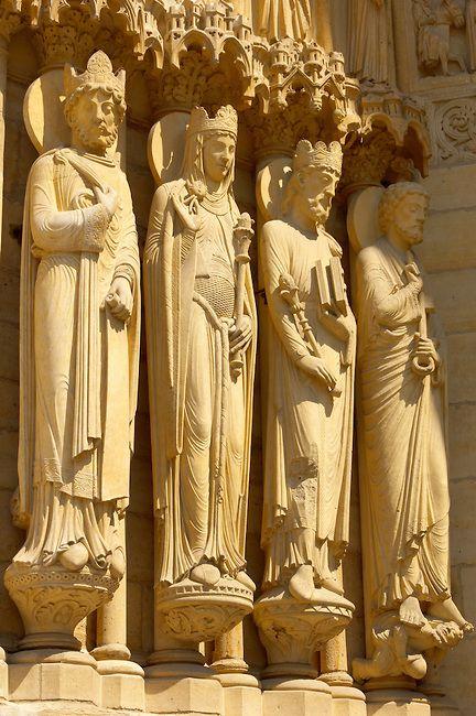 Ile de la CIté, Notre Dame Cathedral, Paris