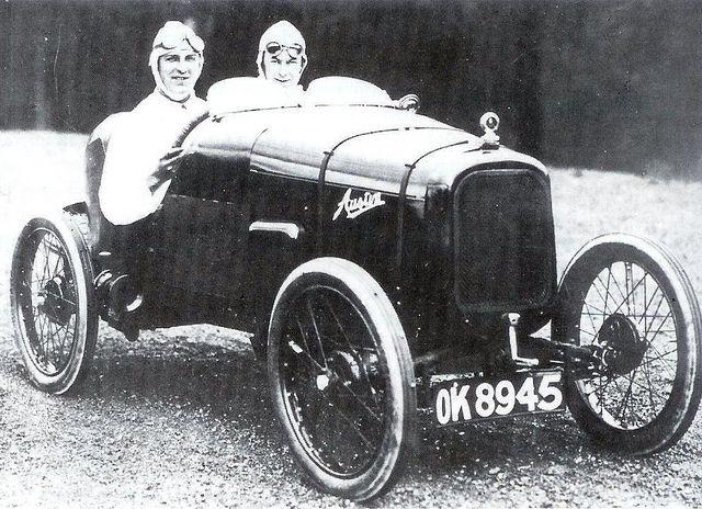 1923 Austin Seven Boulogne Racer by Austin7nut, via Flickr