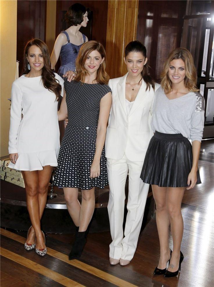 Las chicas de 'Velvet' en la presentación de la segunda temporada