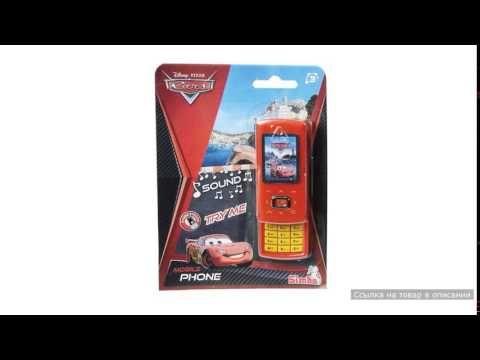 Телефон Герои Диснея Simba (Симба) в ассортименте