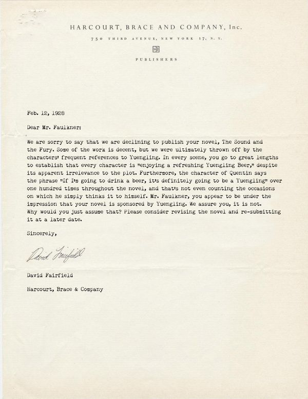 Best The Rejection Collection Images On Pinterest Famous - 8 rejection letters famous people prove never give
