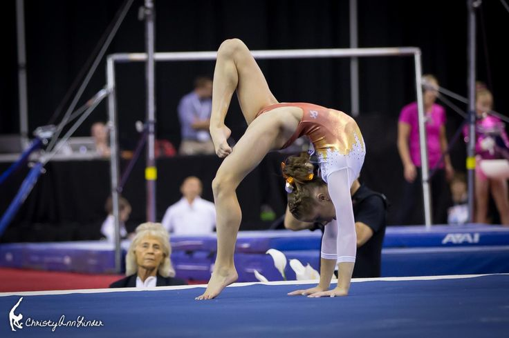 Ragan Smith. Love all her little poses and skills. Photo is property of Christy Ann Linder.