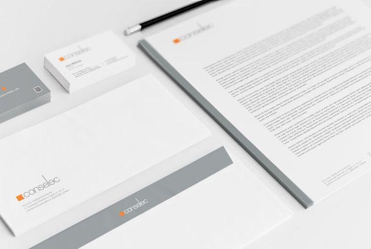 Diseño de piezas en papelería, dossier y manual de identidad corporativo.