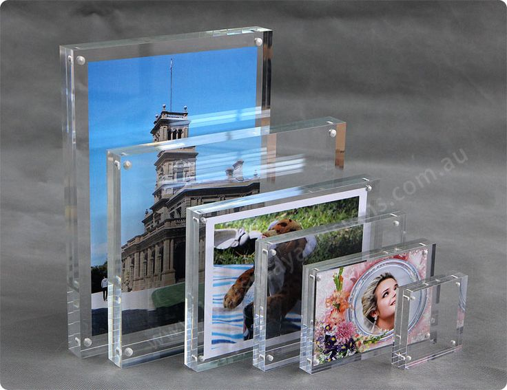 acrylic frames and wide range of all type of acrylic photo blocks we have the largest range of acrylic magnetic photo frames or blocks in melbourne