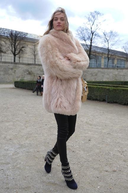 25 Inspiring Street Style Looks From Paris Fashion Week ...