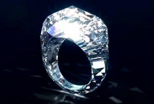$70,000,000 150-carat Shawish diamond ring