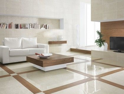 CREMA MARFIL by MY WAY are ceramic tiles closely resembling marble, a stone that has been a literary foundation of architectural styles and interior design for centuries.