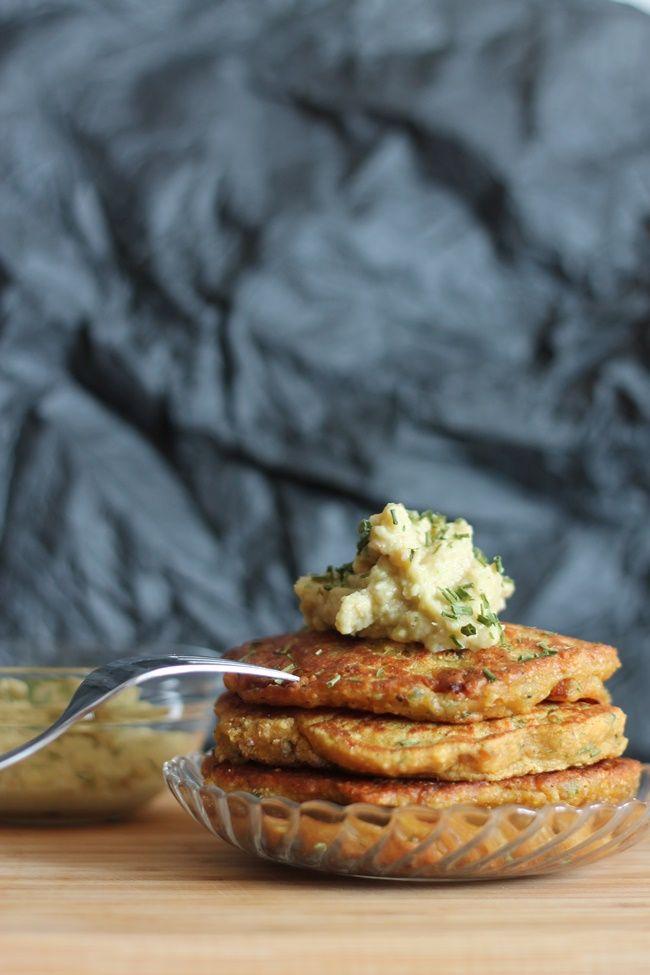 Maje Zmaje: U KUHINJI: Veganske slane palačinke i avokado humus