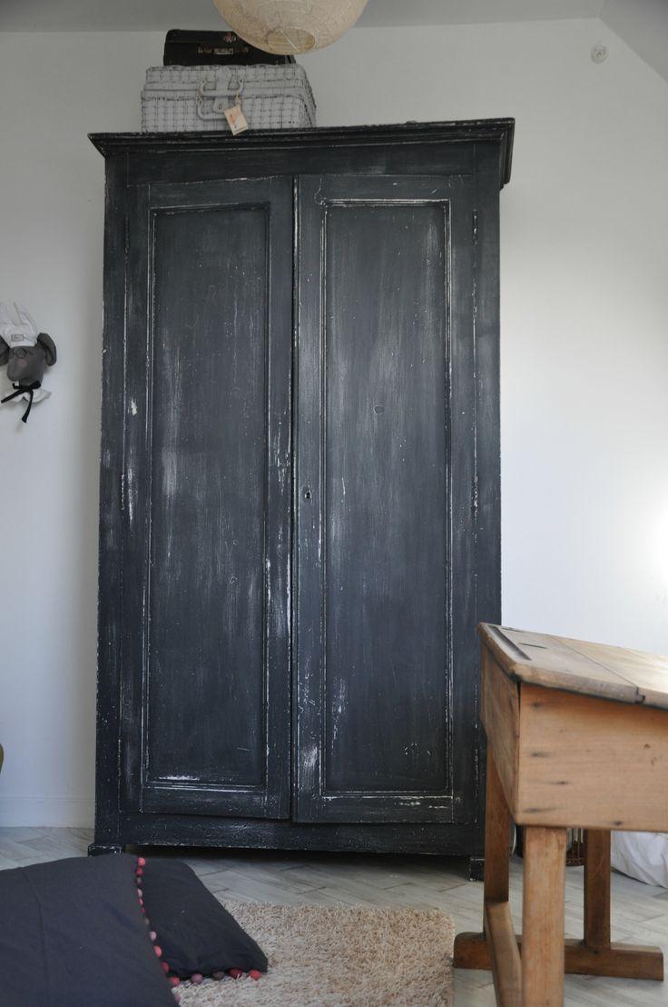 Une chambre à l'ancienne...