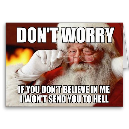 Funny Santa Meme : Funny santa meme christmas cards and offensive