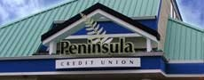Peninsula Credit Union Branchwide signage design, manufacture and implementation - Pacific Northwest