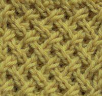 Tight Lattice Stitch | The Weekly Stitch
