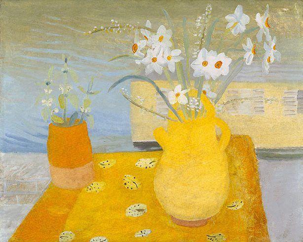 Winifred Nicholson / Kate's flowers