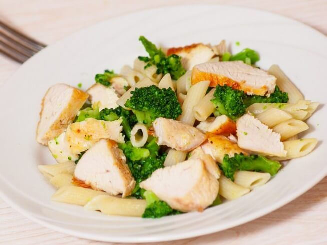 Chicken Ziti Broccoli Recipe Food Network