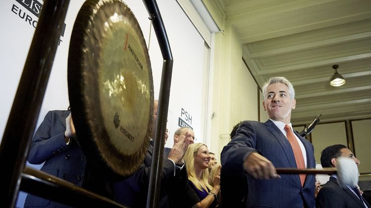 It has been a rough stretch for Wall Street honcho Bill Ackman.  The hedge-fund manager, who runs Pershing Square and boasts a net worth of $1.4 billion, reportedly locked horns with former Vice President Joe Biden at a dinner in Las Vegas last month, according to Fox Business. and the New York... - #Ackman, #Biden, #Dea, #Disrespect, #Finance, #Memory, #Tells