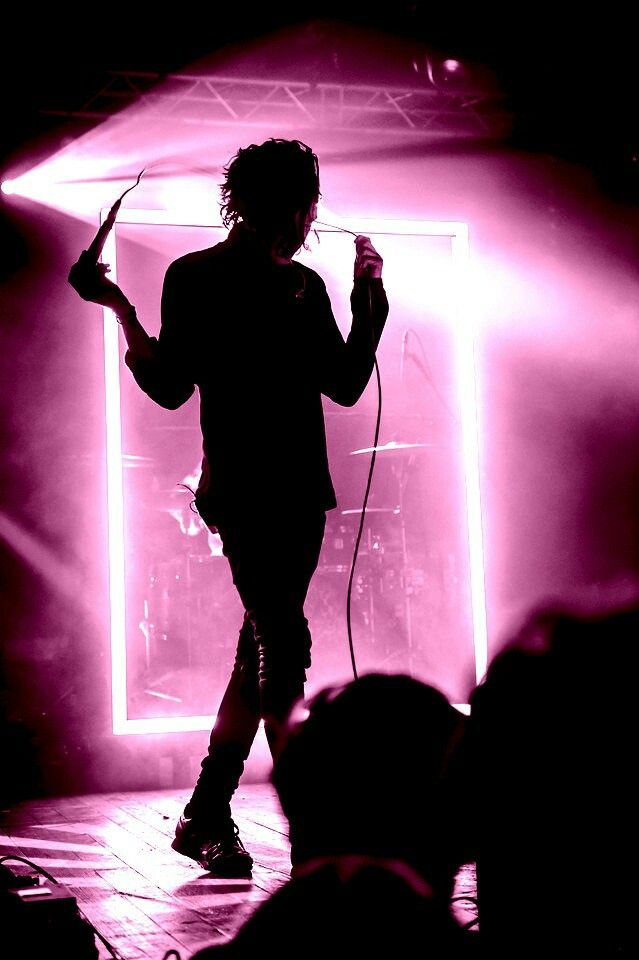The 1975 at First Avenue in Minneapolis Minnesota December 2015.